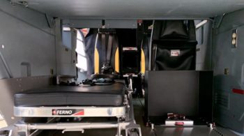 Metro and STAT Medevac Lead the Way with Helicopter Interior