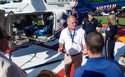 Air Life Shuts Down Helicopter Service at Redmond Hospital
