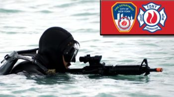 Navy SEAL Gets Second Chance with FDNY - Age is just a number