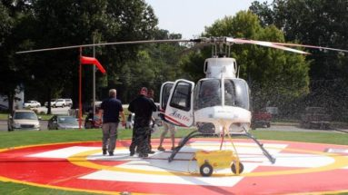 Air Methods Ceases Helicopter Operations in Rome, Today