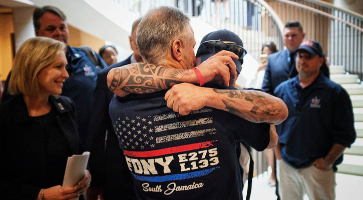 Senate Passes Bill Ensuring 911 Victims Fund Will Never Run Out of Money