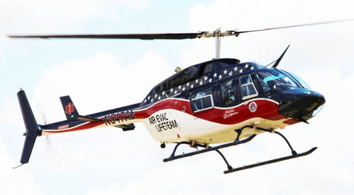 Air Evac Lifeteam Earns CAMTS Accreditation