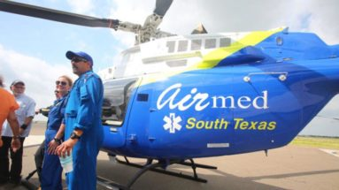 Air Ambulance Service Returns to Texas County