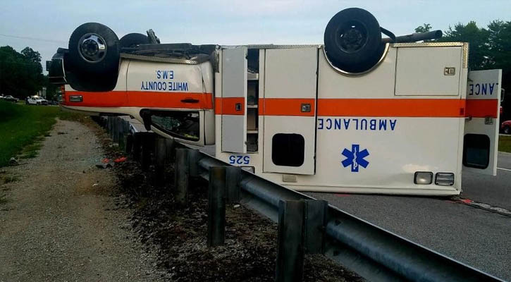How Common are Ambulance Crashes?