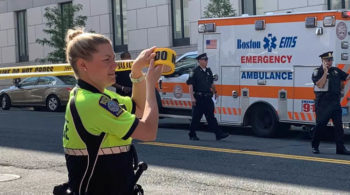 Boston EMT Stabbed by Patient in Ambulance