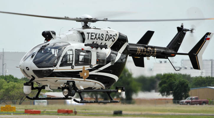 Man Sentenced to 48 Months for Shining Laser into DPS Helicopter
