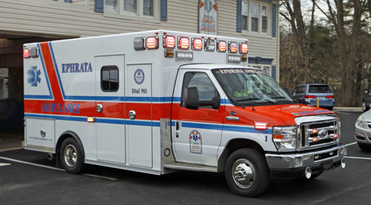 EMT Assaulted During an Emergency Call