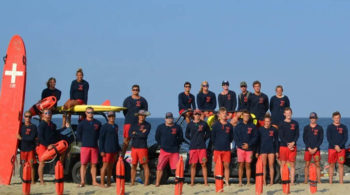 Jersey Shore Beach Medics - do you have what it takes?
