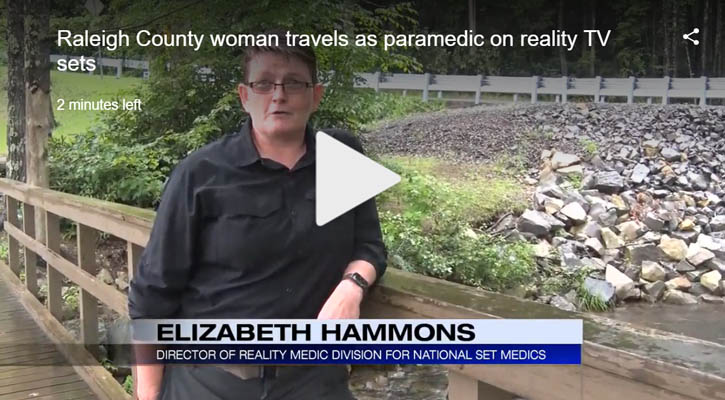 Flight Medic Gives Up Wings for Traveling Reality TV Position