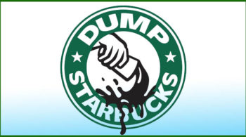 Starbucks Throws Cops Out of Store - Customer 'did not feel safe'