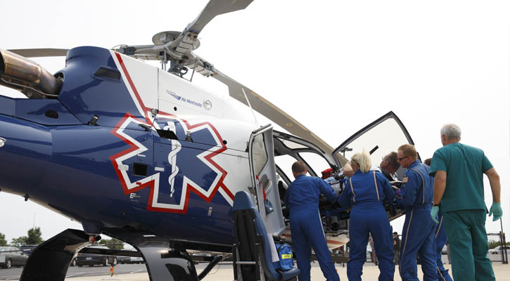 Senate Bill Scares Air Medical Companies - 32 bases closed this year