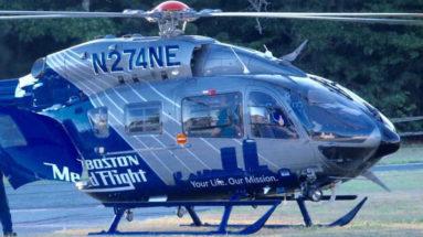 Boston MedFlight Pilot Falls Asleep Transporting Patient - FAA investigating