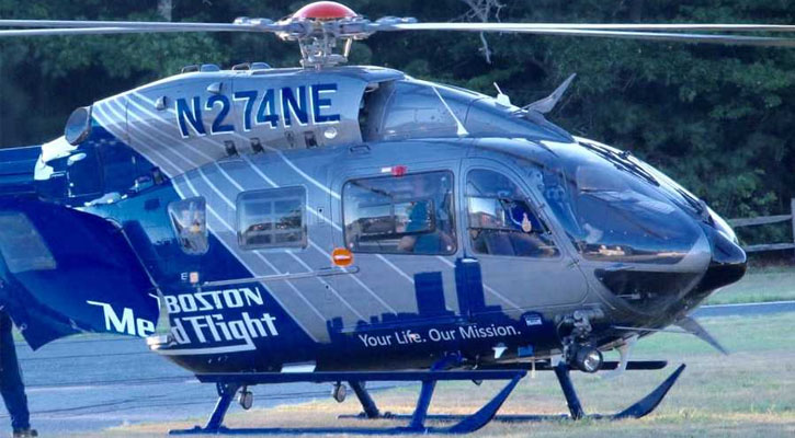 Boston MedFlight Pilot Falls Asleep Transporting Patient - FAA investigating