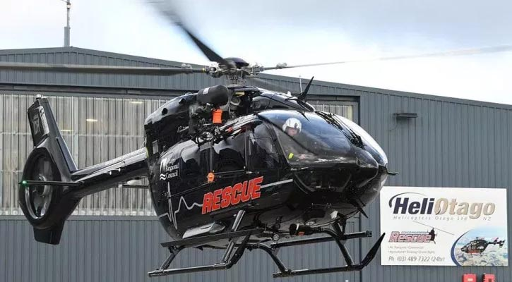 New Zealand EMS Takes Delivery of First H145 Helicopter