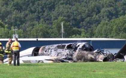 Dale Earnheart Jr. and Family Survive Plane Crash