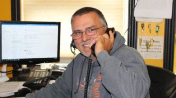 After 11.7 Million Calls and 40 Years of Service - Dispatcher hangs up headset