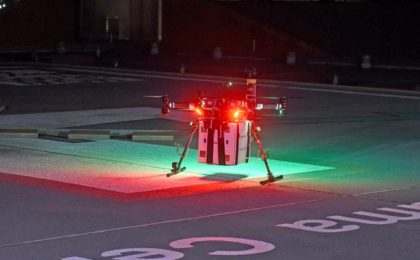 Drone Flies Kidney to Transplant Patient - first time ever