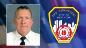 Over $300,000 Donated to Fallen FDNY Firefighter's Family