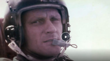 Pilot Flies Father's Remains Home from Vietnam 50 Years After He Last Saw Him