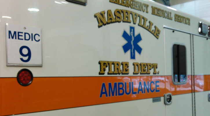 Nashville EMS Celebrates 45th Anniversary