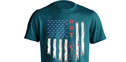 RRT Registered Respiratory Therapy American Pride 128