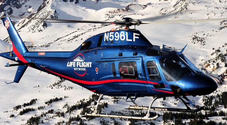Bell 407 Life Flight Network