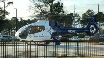 Horry County's Sole Air Ambulance Shuts Down