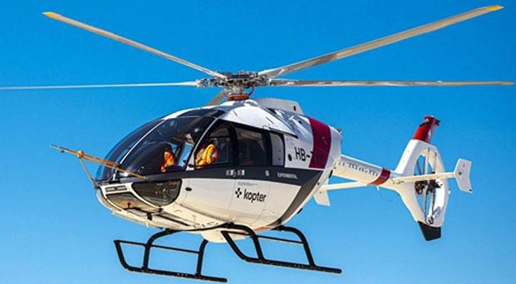 Kopter Helicopter for Air Medical Market