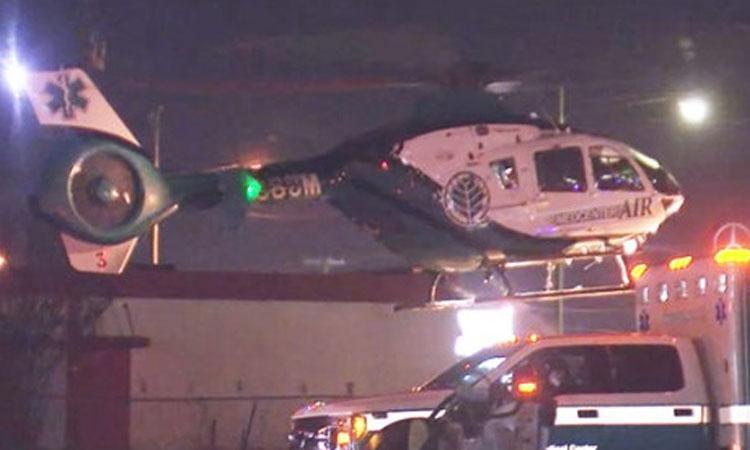 Med Center Air Emergency Landing