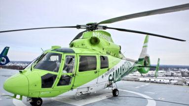 Parkiew Samaritin Helicoper