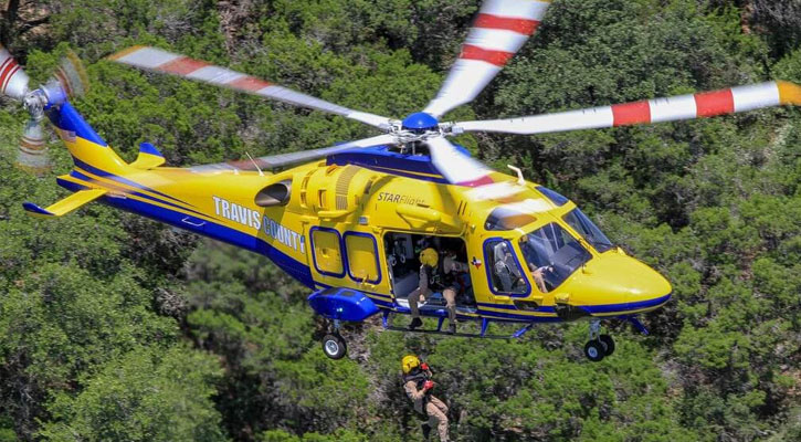 First AW169 EMS Helicopter Now In Service in United States