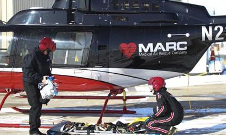 Life Flight Marc
